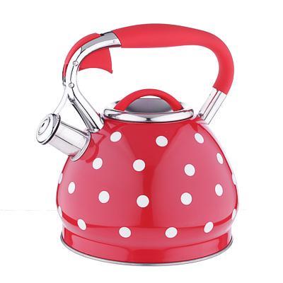 Чайник стальной, индукция, 3.0л, VETTA