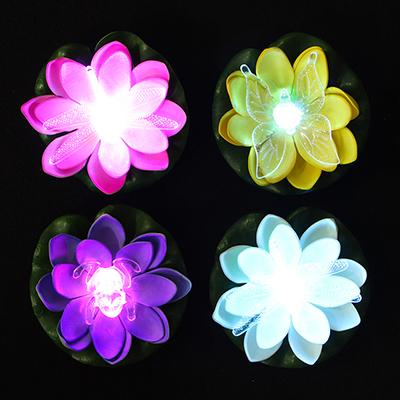 INBLOOM Цветок декоративный со световой фигуркой