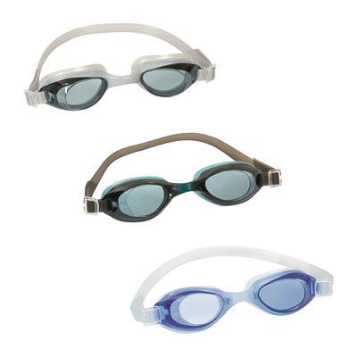 Очки для плавания для взрослых, ПВХ, BESTWAY