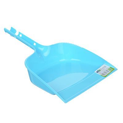 Совок для мусора, пластик, 29х19,5х5 см, 2 цвета, VETTA