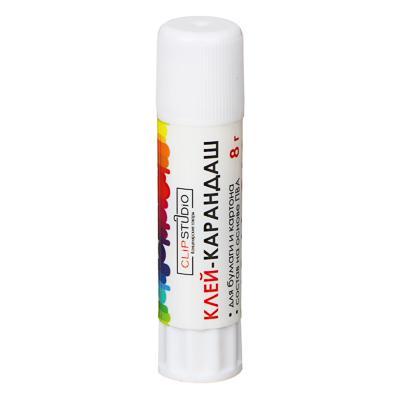 Клей-карандаш на основе PVA 8 гр