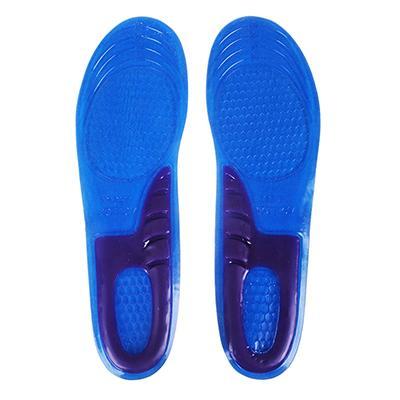 Стельки для обуви гелевые женские смягчающие, ТЭП 28х9см