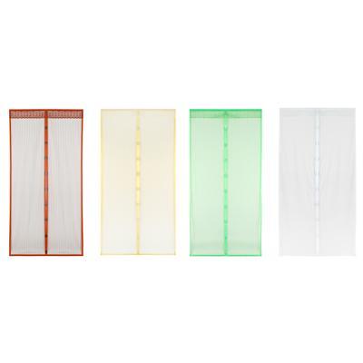 VETTA Занавеска магнитная антимоскитная на дверь 100x210см, 4 цвета