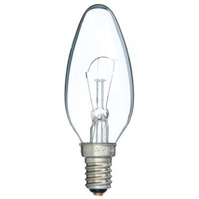 Лампа накаливания ДС-230-60Вт Е14 Свеча