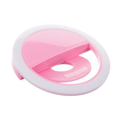 Световое кольцо для селфи FORZA пластик, 4 цвета