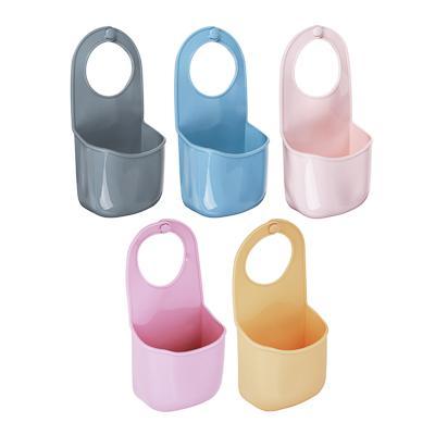 Держатель для мыла, губки, мочалки, 17x8x4 см, 3 цвета, силикон