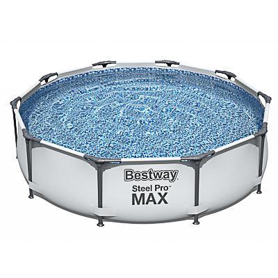 BESTWAY Бассейн каркасный Steel Pro Max, сталь, ПВХ, 305х76см, 4678л, 56406