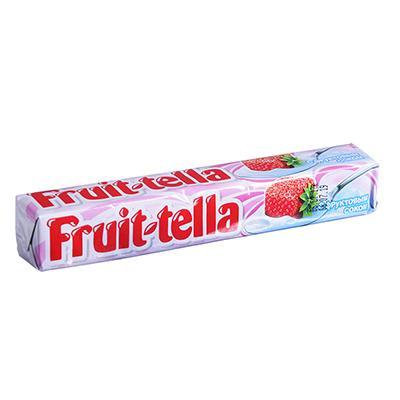Жевательные конфеты Фруттелла, йогурт, 41г, арт.8252919