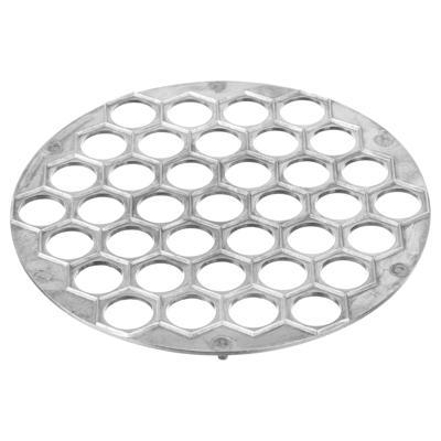Форма для приготовления пельменей d.24 см, алюминий