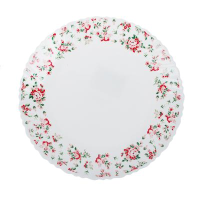 Тарелка десертная d. 21,5 см, опаловое стекло, MILLIMI