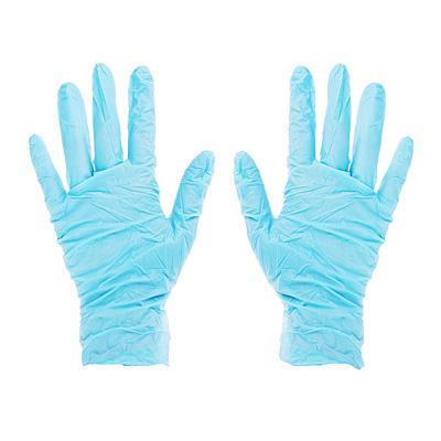 Перчатки нитриловые, 10 штук, VETTA