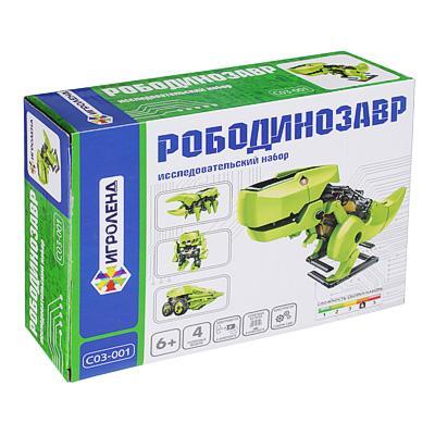 ИГРОЛЕНД Конструктор робототехника