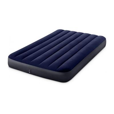 Кровать надувная, FIBER-TECH, 137х191х25 см, INTEX