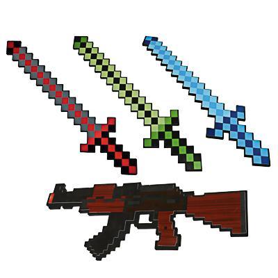 ИГРОЛЕНД Оружие игровое меч/автомат