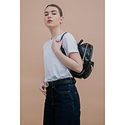 PAVO Рюкзак женский, ПУ, 30х24х10см, 2-3 цвета, СЖ19-1