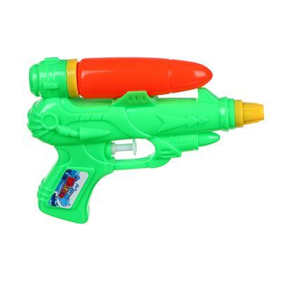 ИГРОЛЕНД Пистолет водный, PP, 15х10см, 2-4 цвета