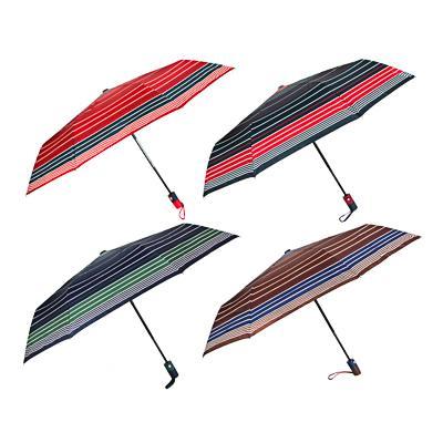 Зонт женский, автомат, сплав, пластик, полиэстер, 55см, 8 спиц, 4 дизайна