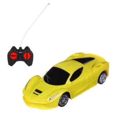 ИГРОЛЕНД Машина на радиоуправлении спортивная, 5АА, ABS, 24,5х11х10см
