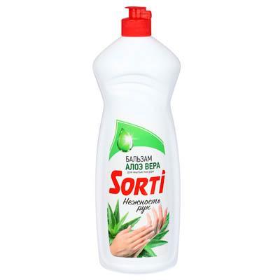 Жидкость для мытья посуды Sorti в ассортименте, 900 мл, арт.1097-3/1103-3/1101-3/1602-3