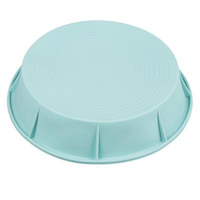 VETTA Форма силиконовая 25x5,5см, круглая, 3 цвета
