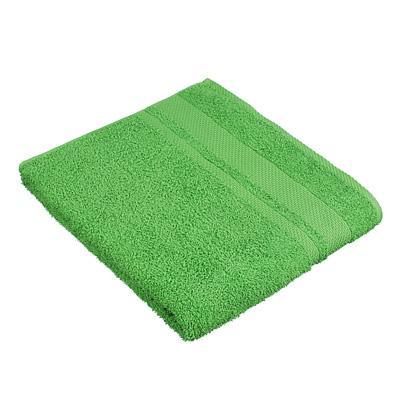 Полотенце махровое PROVANCE Наоми 70х130см, 100% хлопок, зеленый