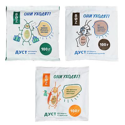 Дуст для защиты от клопов/тараканов/муравьев
