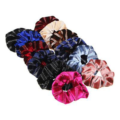Резинка для волос с люрексом BERIOTTI, d.10 см, 2 дизайна