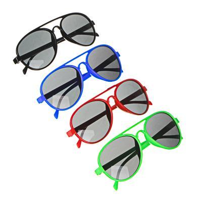 GALANTE Очки солнцезащитные детские, пластик, 120х42мм, 4 цвета, XK81A4