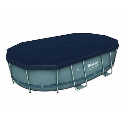 BESTWAY Тент для бассейнов, PVC, 418х230см, 58425