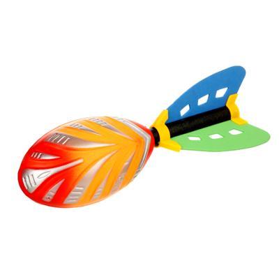 SILAPRO Ракета летающая мягкая детская, 7,5х24см, PU