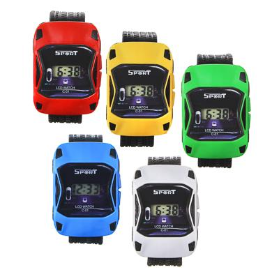 Часы электронные наручные BERIOTTI, 1х3, 4-6 цветов