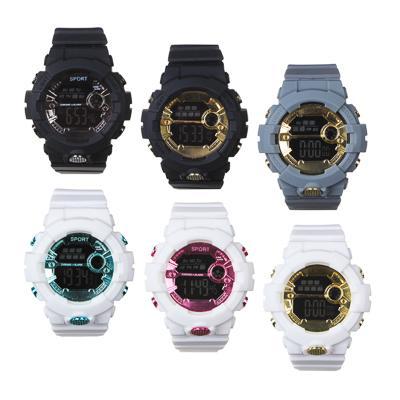 Часы электронные наручные BERIOTTI, 1х2016, 4-6 цветов