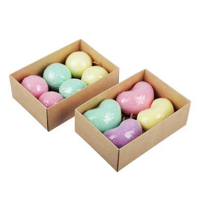 Набор бурлящих шаров для ванн Fruits&Berries / Flower&Herbs, 6х40г / 4х60г