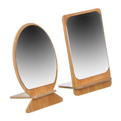 Зеркало настольное ЮниLook, 8,3х13,5 см, 2 дизайна