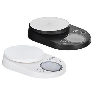 LEBEN Весы кухонные электронные, металл., пластик, макс.нагрузка до 5кг, (точн. измер 1 гр.), 2 цвет 268-055