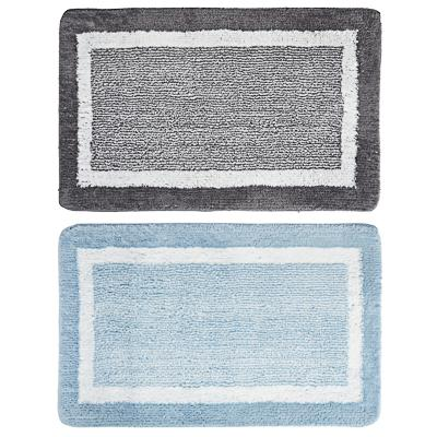 VETTA Коврик для ванной двухцветный, микрофибра, 50x80см, 2 цвета