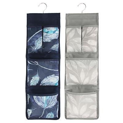 VETTA Санремо Органайзер подвесной 4 кармана, 18x60см, спанбонд, 2 дизайна