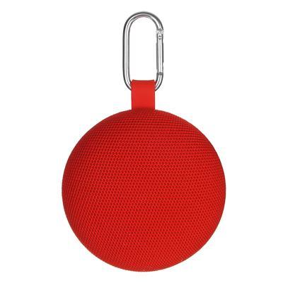 Колонка беспроводная с подвесом FORZA, защита от брызг, BT:5.0, 600 мАч, 3Вт, 12,5x8,5x4,5см, пласти