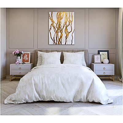 PROVANCE Мечта Комплект постельного белья евро (4 пр.), поплин 110гр/м, 100% хлопок, 3 дизайна
