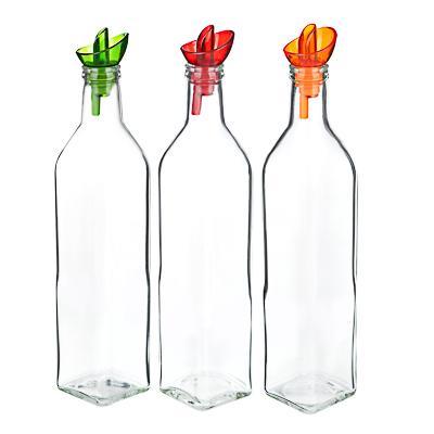 HEREVIN Мираж Бутылка для масла 500мл, стекло, 3 цвета, 151130-806