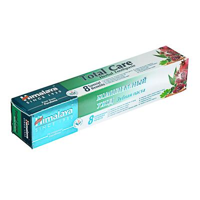 Зубная паста Himalaya отбеливающая Sparkly White для комплексной защиты зубов и десен, 50мл