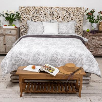 PROVANCE Либерти Комплект постельного белья евро (4 пр.), смесовый хлопок, 4 дизайна