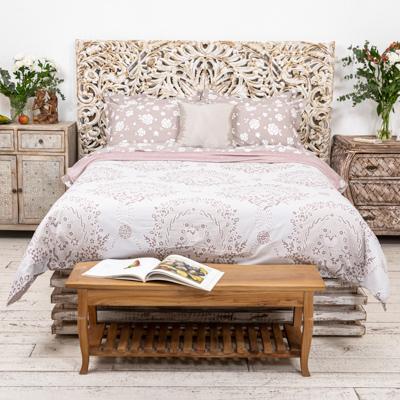 PROVANCE Абсолют Комплект постельного белья 2 (4 пр.), смесовый хлопок, 4 дизайна