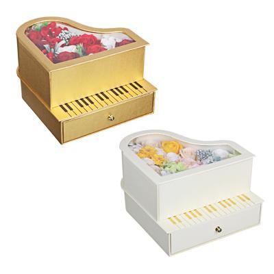 LADECOR Букет из мыльных лепестков в Рояле, 24х15,5х27см, 2 цвета