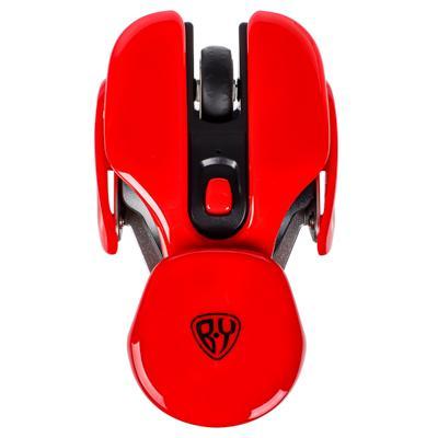 FORZA Компьютерная мышь беспроводная, 1000/1200/1600DPI, корпус алюминий, аккумулятор 500мАч