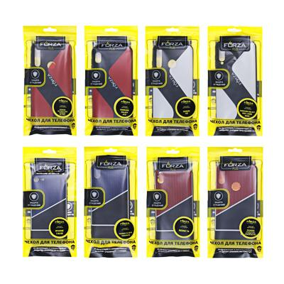 FORZA Чехол для мобильного телефона, ТПУ, 2 дизайна, цветной