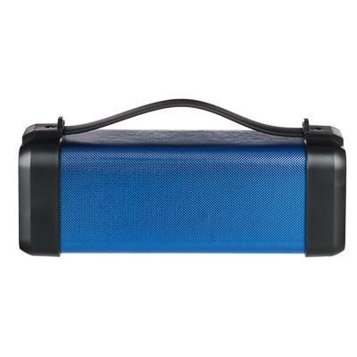 FORZA Колонка беспроводная, 290x115x105мм, 1200мач, Micro-SD, USB, AUX, FM, 3 цвета
