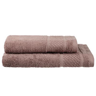 PROVANCE Виана Полотенце махровое, 100% хлопок, 50х90см, 450гр/м, капучино