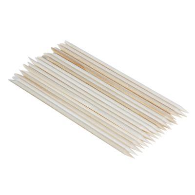 Палочки для маникюра ЮниLook, 30 шт, дерево, 14,8 см