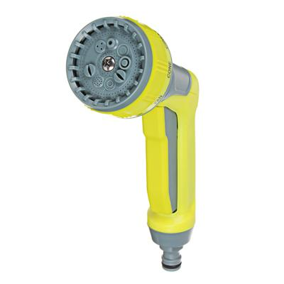 INBLOOM BY Пистолет садовый для полива, 9 режимов, регулятор давления, ABS+TPR